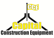 Capital Construction Equipment Logo
